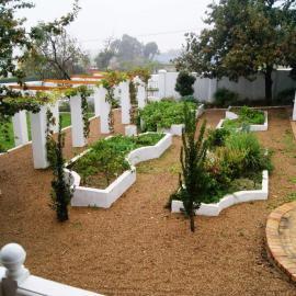 Garden Meridol Vegetable Garden