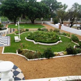 A Formal Victorian Garden from Scratch..