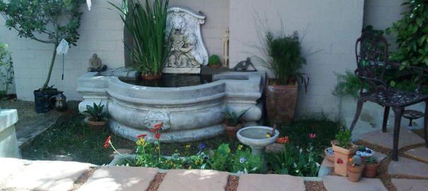 Garden Alet Beaurain
