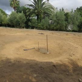 Pond Before
