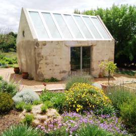 Hothouse built by us.